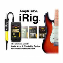 IK Multimedia iRig - iPhone TO ELEKTRO G�TAR