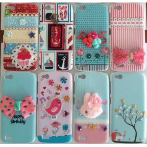 General Mobile Discovery K�l�f 3D Happy Fashion