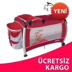 KRAFT STADIUM OYUN PARKI 70*110 CM RED