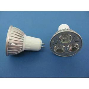 MR 16 3X1W POWER LED SPOT AMPUL MR16 3 WATT 220V