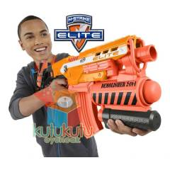 Nerf N-Str�ke Elite Demolisher 2in1 Dart Silah�