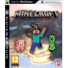 PS3 Minecraft PS3 PLAYSTATiON EDiTiON YEN�