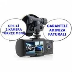 ARA� ��� KAMERA GPS'L� HD-T�RK�E MEN�-��FT KAMER