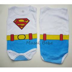 Superman-S�perman Bask�l� ��t��tl� Body-Z�b�n