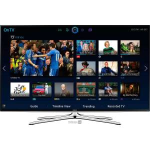 SAMSUNG LED TV 48H6270 3D UYDU SMART W�F� 121 CM