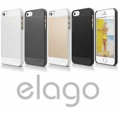 iPhone 5S K�l�f Beyaz OUTF�T iPhone 5 K�l�f