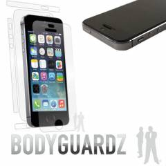 iPhone 5S Ekran Koruyucu Bodyguardz Ultratough