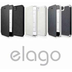 iPhone 5S Deri KILIF ELAGO iPhone 5S K�l�f