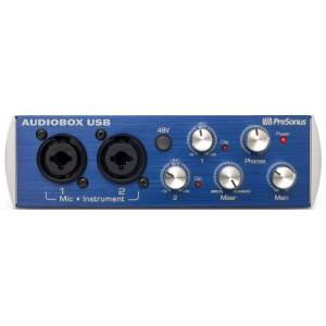 PreSonus AudioBox USB Ses Kart� [DD]
