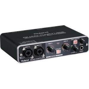 Roland QUAD CAPTURE USB Ses Kart� [DD]