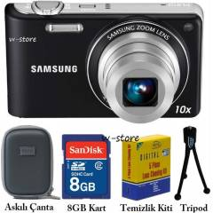 Samsung PL210 14.2 MP 10x HD Foto�raf Makinas�