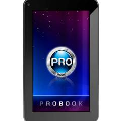 """PROBOOK PRBT755  512MB 8GB 7"""" AND 4.2 Tablet"""