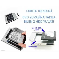 LAPTOP ���N �K�NC� HDD - SSD KIZAK - HDD CADDY