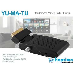YUMATU Multibox Mini Uydu Al�c�s� Yeni 2014