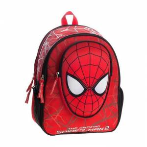 Spiderman Okul �antas� Model 2