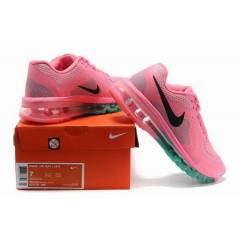 Nike Air Max 2014 Mix  Bayan Spor Ayakkab�
