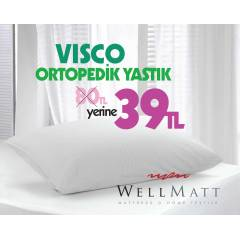 WellMatt Visco Ortopedik Yast�k
