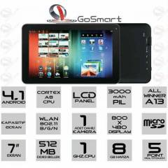 GoSmart GS-T703 7'' 8GB Tablet