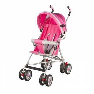 Johnson DB-206 Al�minyum Buggy Puset Pembe