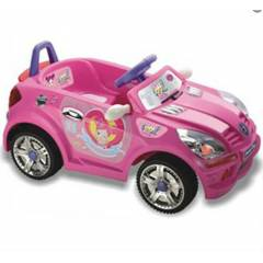 Denver Cars Cool Babe 301 6V Pembe