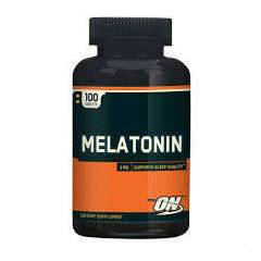 Optimum Nutrition Melatonin Kalsiyum 100 Kaps�l