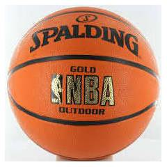 SPALDING 73-299 NBA GOLD BASKET TOPU