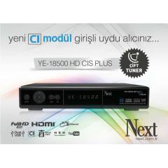 Next YE-18500 HD CIS PLUS ��FT TUNER CI G�R���