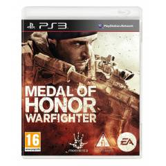 MEDAL OF HONOR WARFIGHTER PS3 SIFIR AMBALAJINDA
