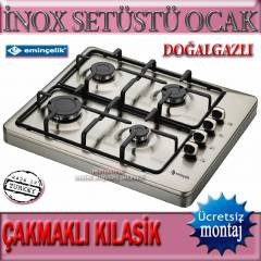EM�N�EL�K 31120 KILAS�K DO�ALGAZ  set �st� ocak