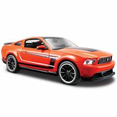 Maisto Ford Mustang Boss 302 1:24 Model Araba S/