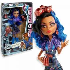 Monster High ��lg�n Sanat Dersleri