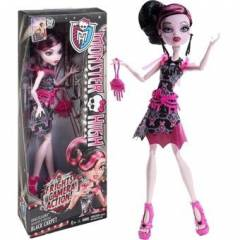Monster High Hollywood Siyah Hal� T�reni