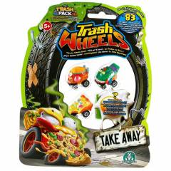 Trash Wheels ��ps Tekerler 4l� Paket Take Away 2