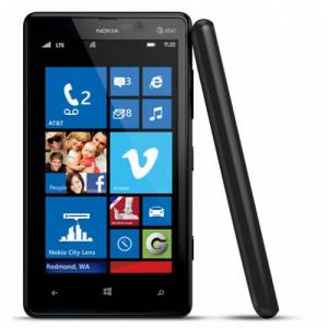 NOKIA LUMIA-820-BLACK 8MP KAMERA BLUETOOTH WIFI