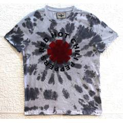 Red Hot Chili Peppers Ti��rt-Batik �zel Kuma�
