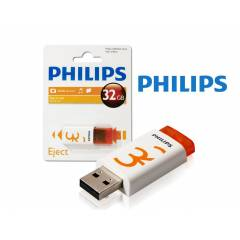 Philips FM32FD60B/97 32 GB Eject 2.0 Flash Drive