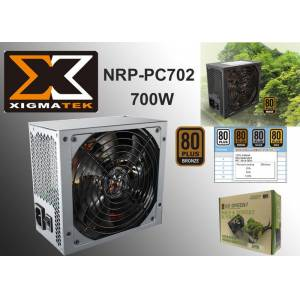 Xigmatek NRP-PC702 700W 80 Plus Power Supply