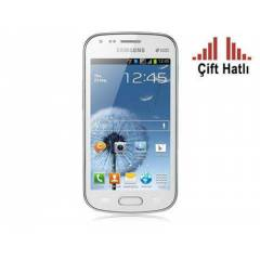 Samsung S Duos 2 S7582 2 YIL GARANT�L� ��FT HAT