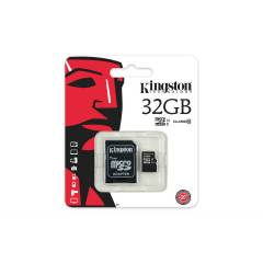 Kingston 32GB Micro Class 10 - SDC10/32GB Bellek