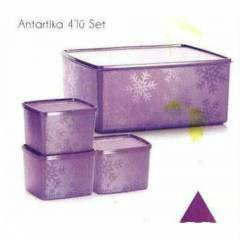 TUPPERWARE ANTART�KA SET 6LT 800MLX3