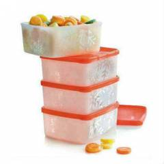 TUPPERWARE ANTART�KA 4 L� 400 ML X 4 ADET