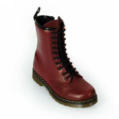 SHOE LOVE JAPON STYLE CLOWN BORDO C�LT BOT