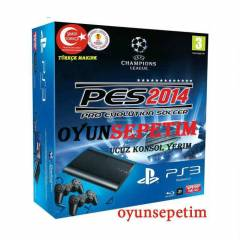 Sony Playstation3 12gb+PES 2014+2KOL PS3 12GB