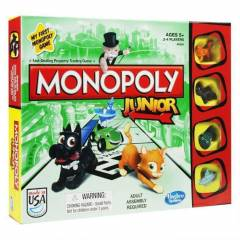 Monopoly Junior �ocuk Oyun