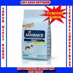 ADVANCE MAXI LIGHT K�PEK MAMASI 15 KG