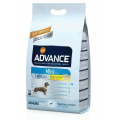 ADVANCE MINI LIGHT K�PEK MAMASI 3 KG
