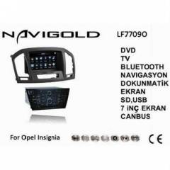 Opel insignia Uyumlu OEM Multimedia Tv Dvd