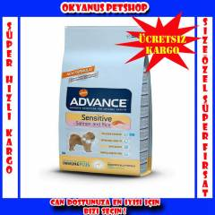 ADVANCE SENSITIVE SOMON & P�R�N�L� 12 KG