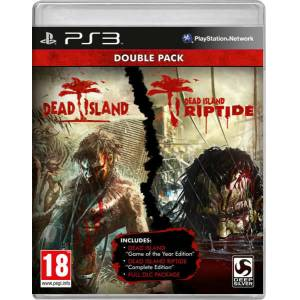 PS3 Dead Island + Riptide Double Pack PS3 2 OYUN