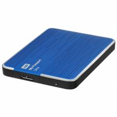 WD My Passport Ultra 1Tb Usb 3.0 Mavi